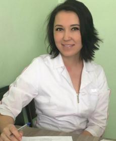 Жумагазиева Диана Юрьевна
