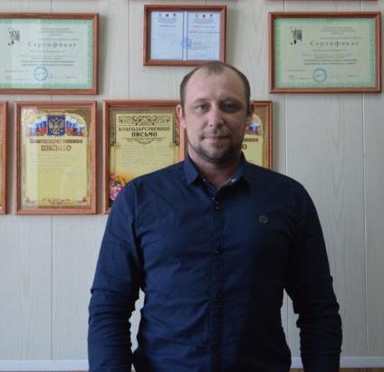 Васильев Антон Михайлович