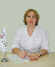 Сидоренко Надежда Константиновна